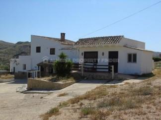 Landhuis te koop in Cantoria