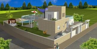 Villa en venta en Vera Playa