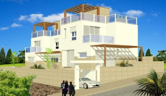 Duplex for sale in Vera Playa