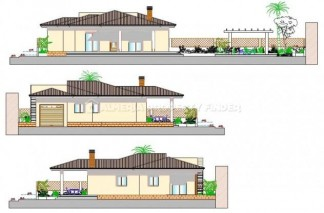 Villa en venta en Arboleas