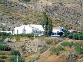 Villa for sale in Albox