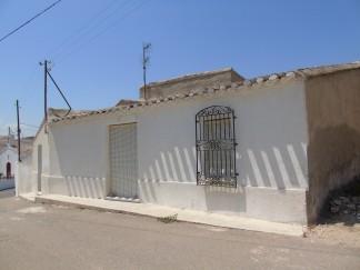 Maison de Village à vendre en Zurgena