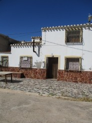 Casa de Pueblo en venta en La Alfoquia