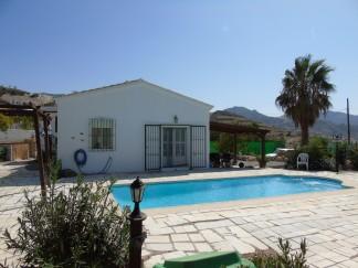 Villa te koop in Albanchez