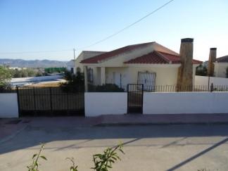 Villa en venta en Huercal-Overa