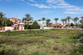 Land for sale in Vera Playa