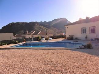 Villa te koop in Arboleas