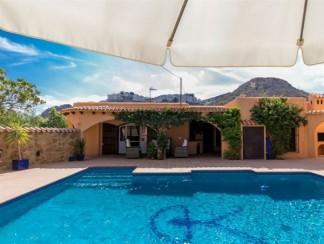 Villa for sale in Mojacar