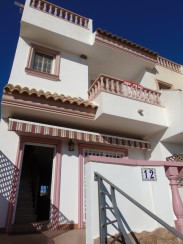 Duplex te koop in Palomares