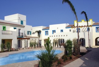 Duplex à vendre en Vera Playa