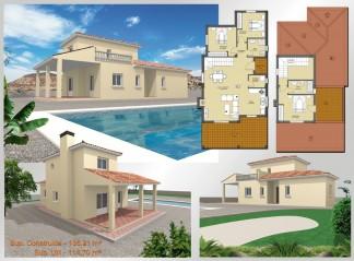 Villa à vendre en Huercal-Overa