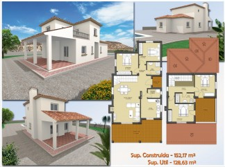 Villa for sale in Huercal-Overa