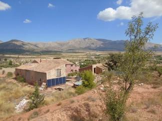 Landhuis te koop in Chirivel